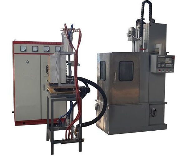 Complete equipment of quenching machine