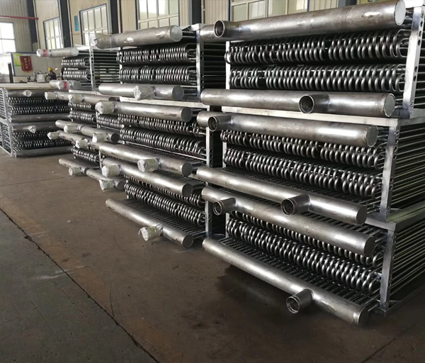 Stainless steel water cooling radiator