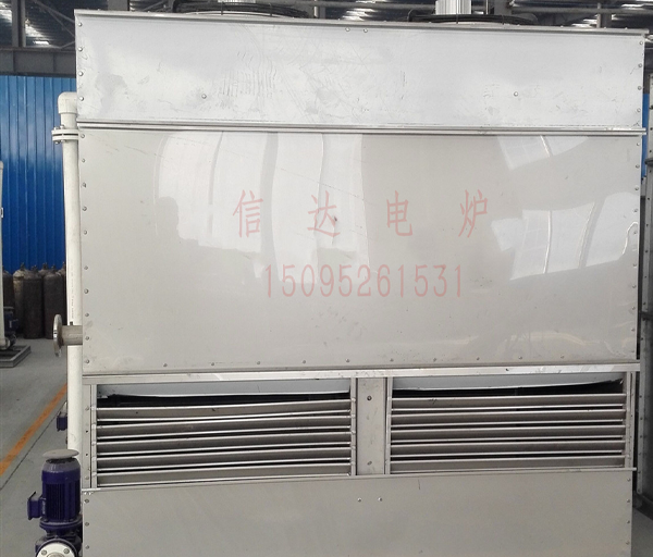 Main engine of stainless steel plate split cooling system