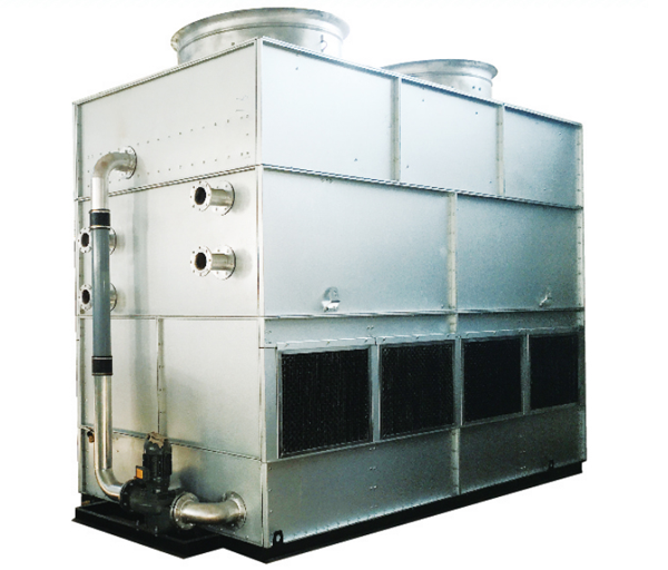 Counterflow tower