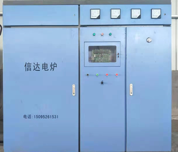 800KW SCR energy saving power supply (three times of voltage)