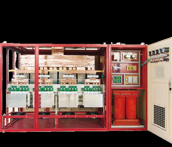 IGBT2000-4000kw module intermediate frequency power supply