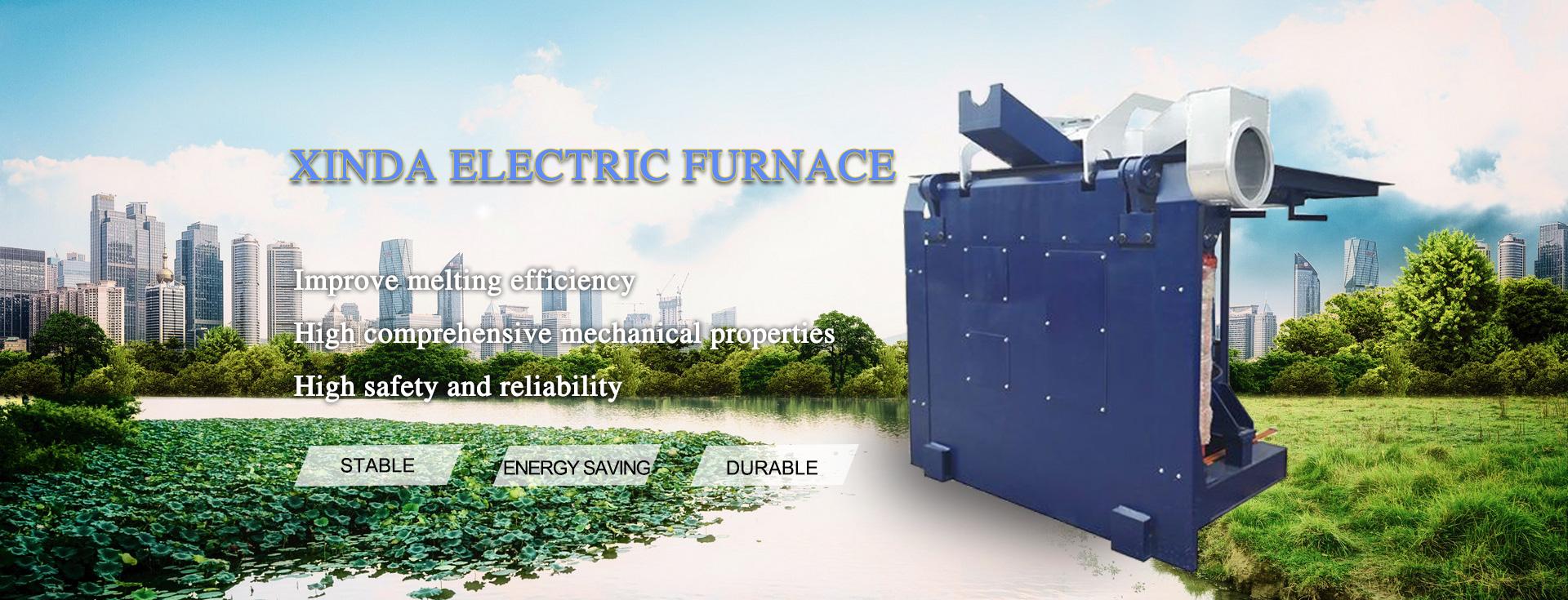 Intermediate frequency furnace equipment